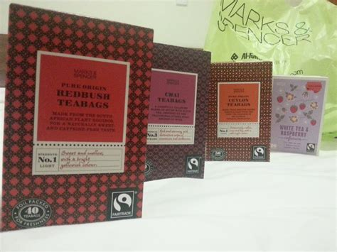 Detox Tea Bags Marks And Spencer by Tea Review Ceylon Tea Bags From Marks Spencer Brocade