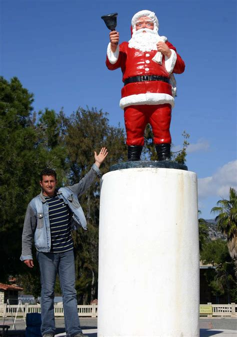 But He S santa claus is real but he s also dead archaeologists