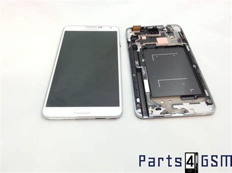 Lcd Galaxy Note 3 samsung galaxy note 3 n9005 lcd display touchscreen frame white gh97 15107b gh97 15210b