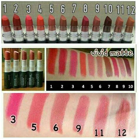 Lipstik Mineral Botanica Matte jual mineral botanica matte lipstick doku shop