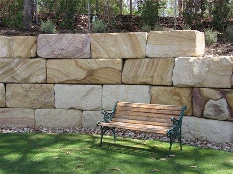 Garden Wall Suppliers Stonemasons Sandstone Suppliers In Sydney Brisbane