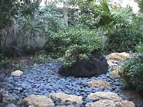 river landscaping river rock flower bed designs home decorating ideas