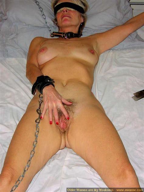 mature bondage