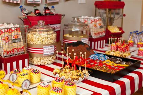 themed birthdays ideas kara s party ideas vintage movie boy girl family adult
