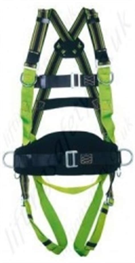 Most Comfortable Safety Harness by Miller Ma58 Duraflex 2 Point Fall Arrest Harness With 1 X