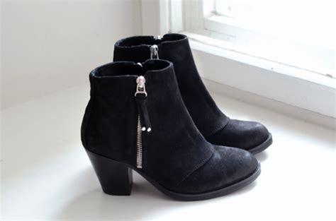 beautiful black boots image 501215 on favim