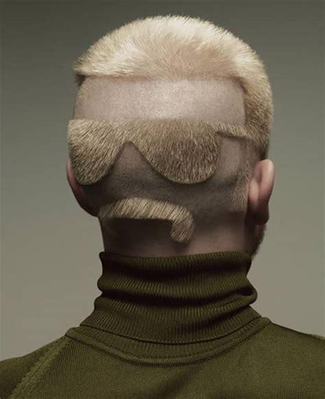 weirdest hairstyles 15 craziest hairstyles oddee