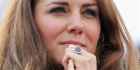 engagement rings kate middleton s sparkler not