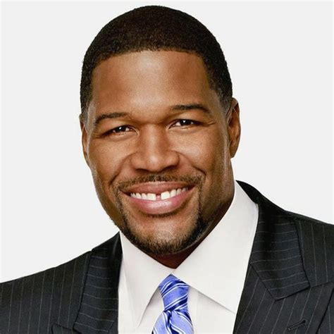 micheal strahan hair style michael strahan leaving quot live with kelly michael quot for