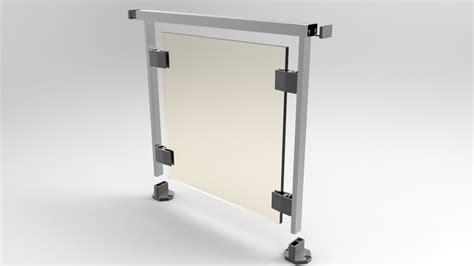 barandillas de aluminio y cristal barandillas de aluminio y cristal gallery of barandillas