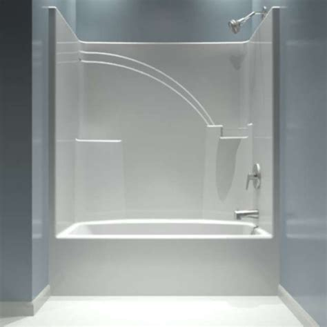 one piece bathtub 17 best ideas about one piece tub shower on pinterest