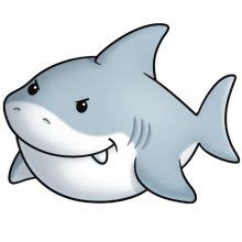 baby shark cartoon cute cartoon baby shark
