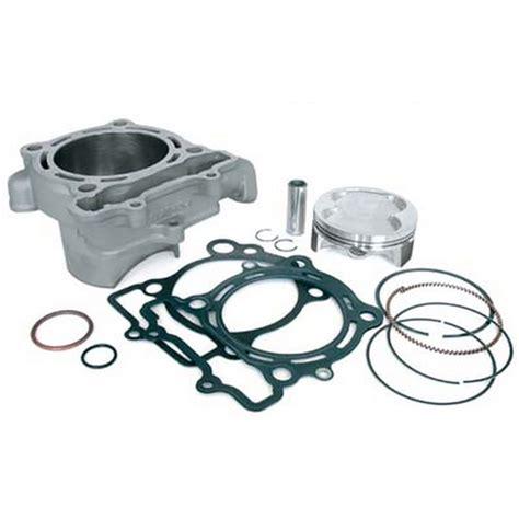 Piston Kit Klx 250 Riko kawasaki klx400cc 440 big bore cylinder piston gasket top end rebuld kit klx 400 huitong