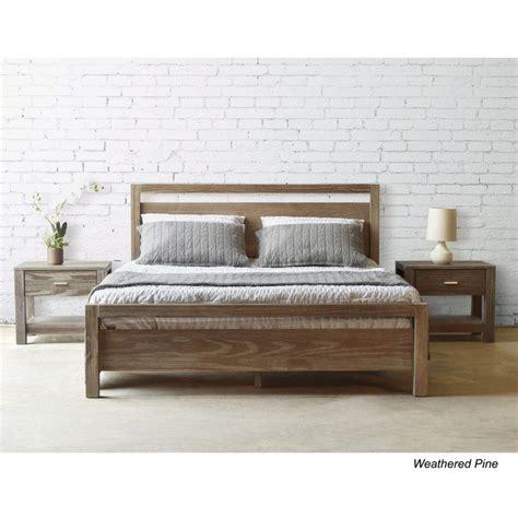 platform wood bed best 25 queen platform bed ideas on pinterest queen