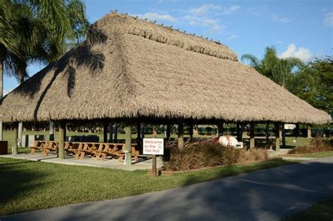 Tiki Hut Uk Tiki Hut Pavilion Picture Of Miami Everglades Resort