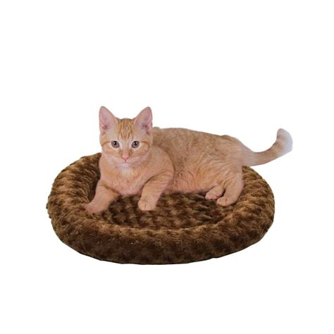 k h pet products thermo kitty fashion splash small mocha
