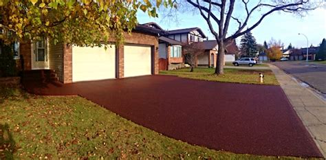 Rubber Driveway Rs Edmonton by Enviropaving Rubber Paving With 100 Recycled Tire Rubber