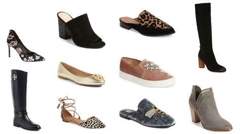 nordstrom anniversary sale shoes to toe chic