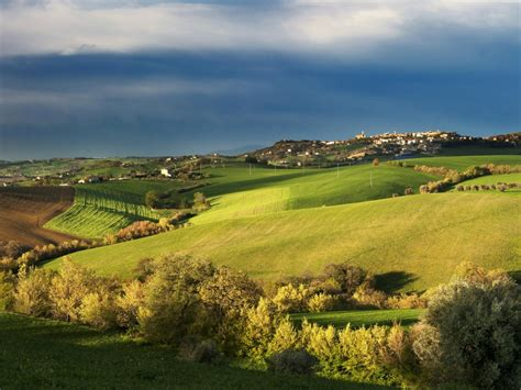 Tuscany Landscape, Italy [11 Pic] ~ Awesome Pictures
