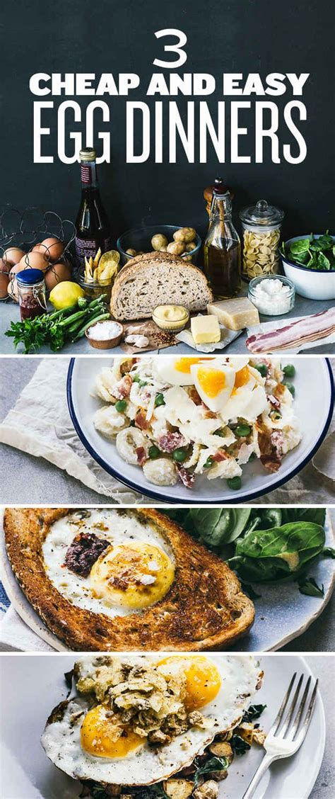3 cheap easy egg dinners dinners breakfasts health food egg dinners dinners buzzfeed
