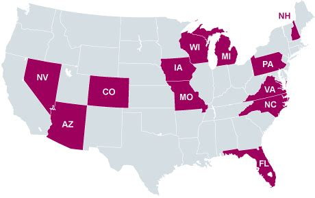 what are the swing states us election 2012 guide the swing states telegraph