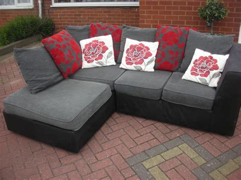 suede sofas for sale black grey corner suede leather sofa for sale dudley