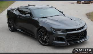 First lowered 2017 chevrolet camaro zl1 looks the part autoevolution