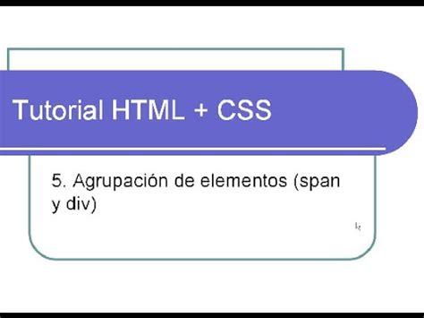 css tutorial span hqdefault jpg