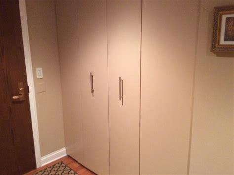 Exterior Bifold Closet Doors
