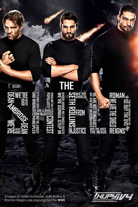 wallpaper for iphone wwe wrestle reality new the shield wallpaper