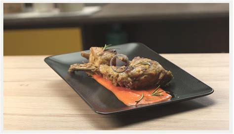 pronto in tavola parodi ricette benedetta parodi il coniglio ai peperoni
