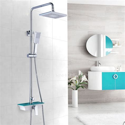 Bathroom Showers Fixtures Designer Square Shaped Shower Cheap Shower Fixtures
