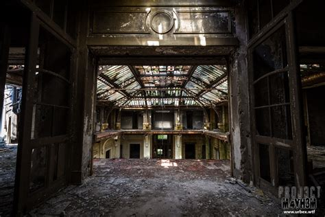 urbex bureau central et ch 226 teau wendel may 2015