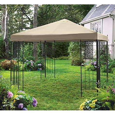 Garden Winds Gazebos by Loblaws Gazebo Replacement Canopy Garden Winds Canada 2015