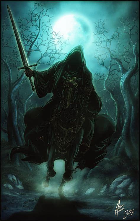The Nazgul-Lord of the rings- by diabolumberto on DeviantArt Ringwraith Wallpaper