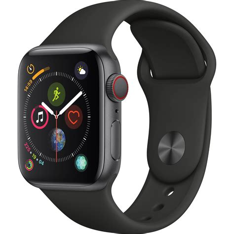 Is Apple Series 4 by Apple Series 4 Mtug2ll A B H Photo