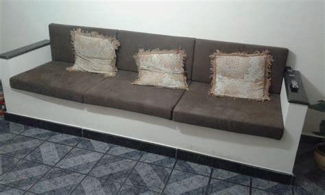 como sofa sof 225 alvenaria c medidas fa 231 a voc 234 mesmo youtube