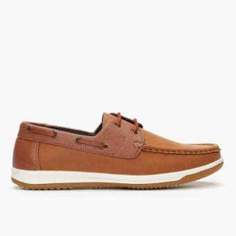 boat shoes lazada milano mens iris boat shoes tan lazada ph
