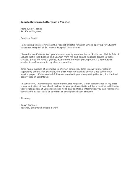 Letter Of Recommendation Volunteer best photos of sle volunteer recommendation letter