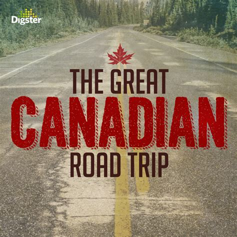 The Trip by The Great Canadian Road Trip Spotify Cover