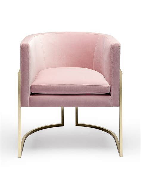 pink upholstered desk chair julius chair feminine decor pink chairs and bespoke