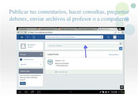 tutorial edmodo em portugues tutorial edmodo