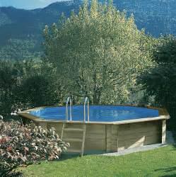 lovely Piscine Hors Sol Castorama #6: piscine-bois-semi-enterrée-leroy-merlin-3.jpg