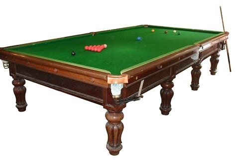 snooker table gallery