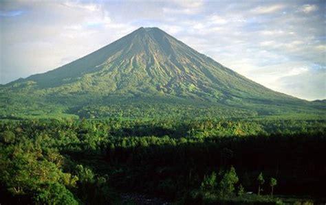 volcan estratovolcan tierras patagonicas