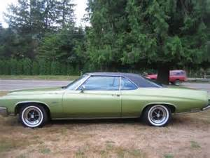 1972 Buick Lesabre Sale Find Used 1972 Buick Lesabre Custom Coupe In Fall City