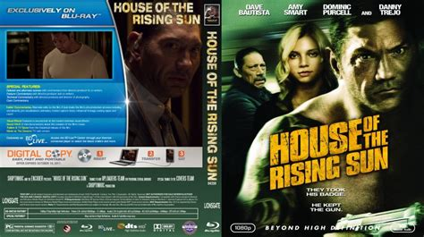 house of the rising sun movie house of the rising sun movie blu ray custom covers house of the rising sun