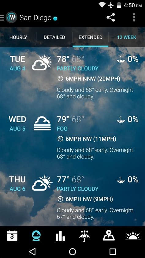 the 5 best weather apps for android 171 android gadget hacks - Best Weather Radar App For Android