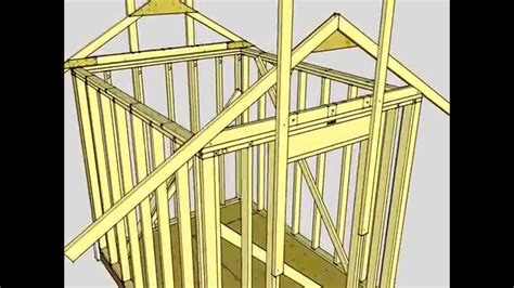 shed      shed plans youtube