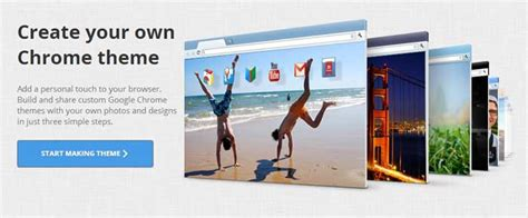 google chrome themes design your own how to create your own google chrome theme with in a minute